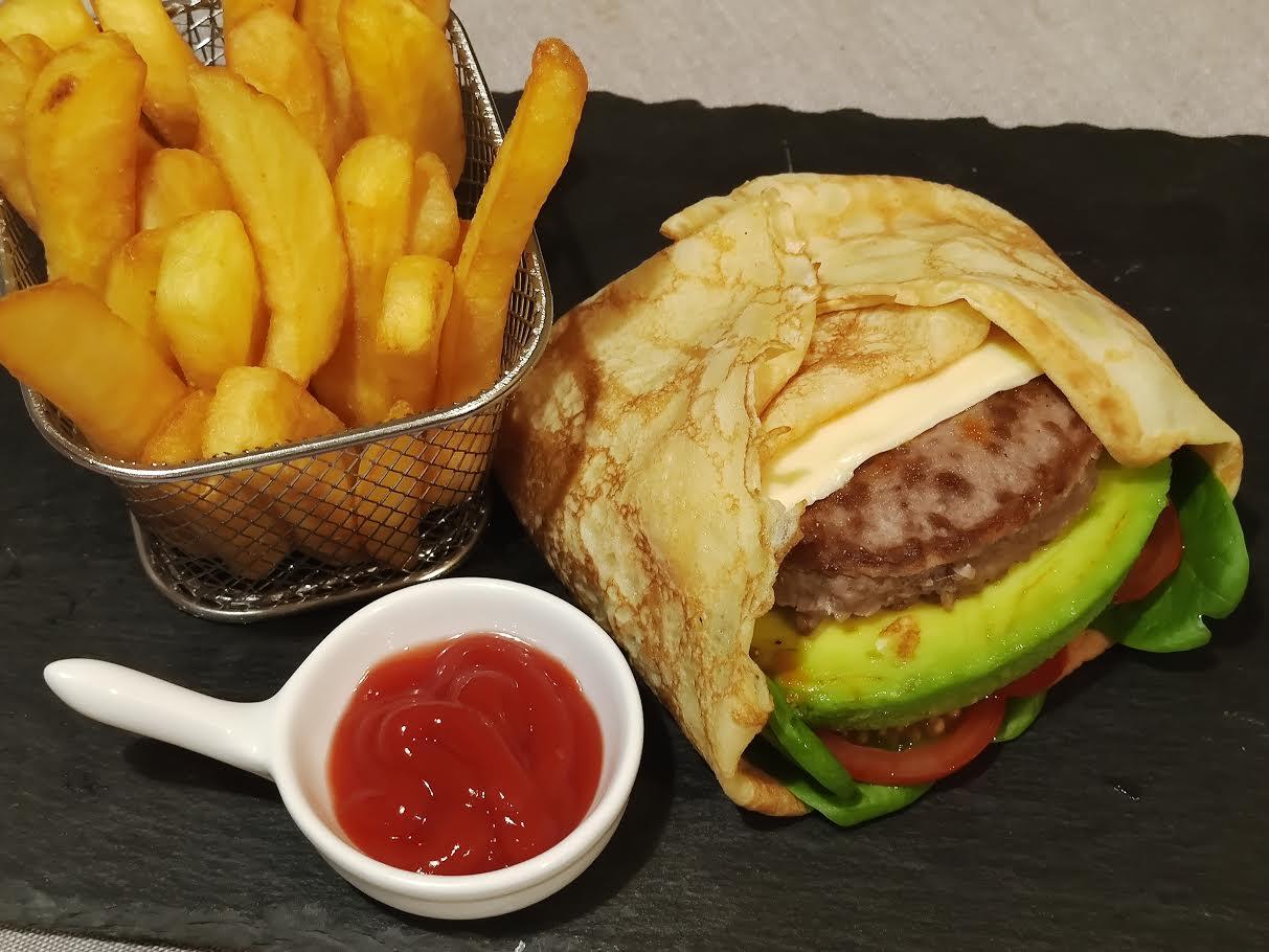 photo de Crêpes burger