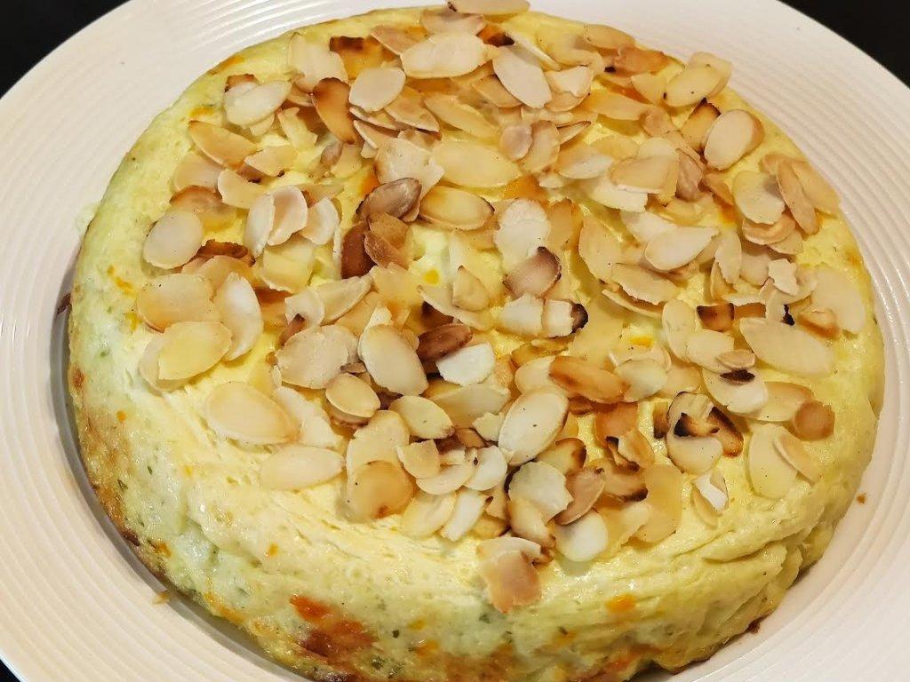 photo de Gâteau de chou-fleur
