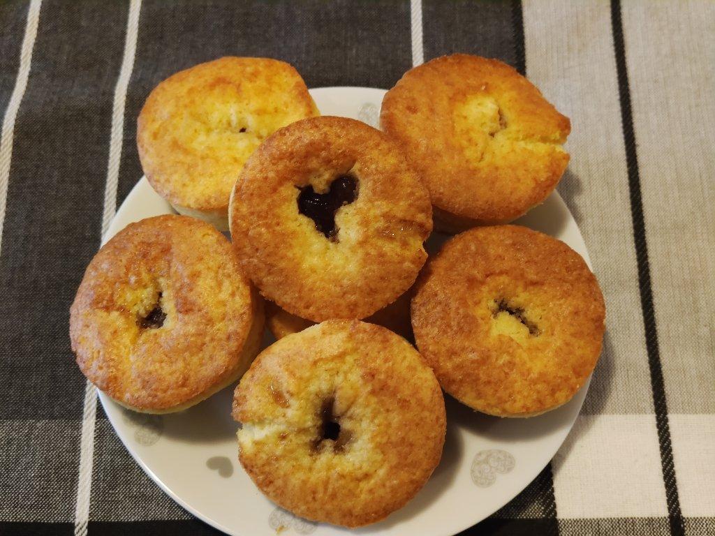 photos de Muffins cœur de figues rhum