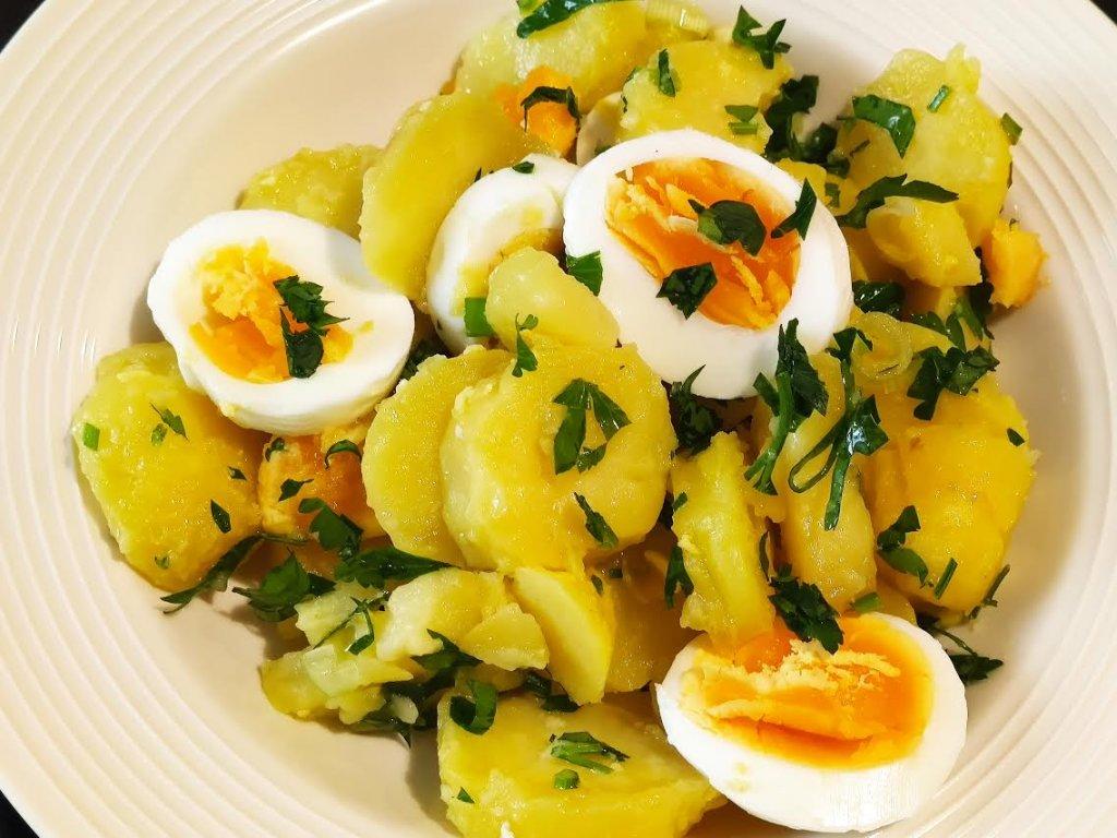 photo de Salade de pommes de terre