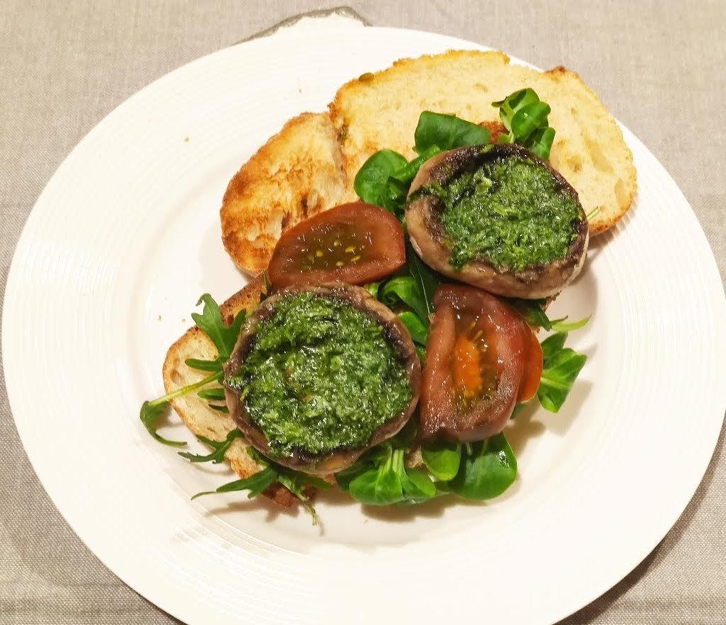 photo de Sandwich végétarien de Jamie Oliver