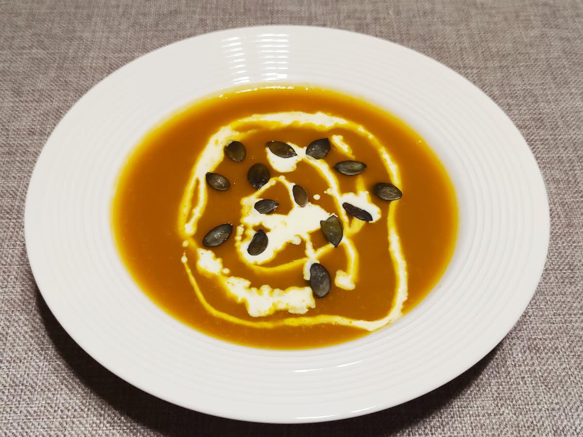 photo de Soupe de potimarron