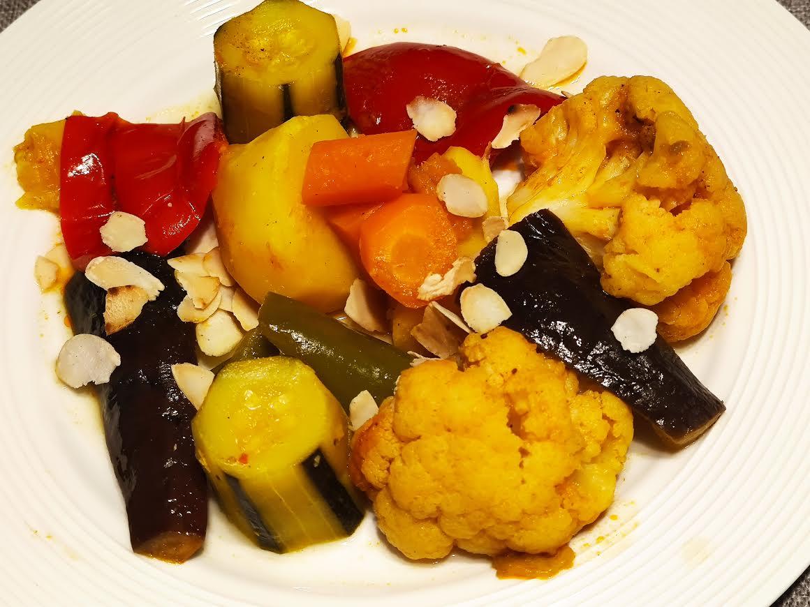 photo de Tagine de légumes